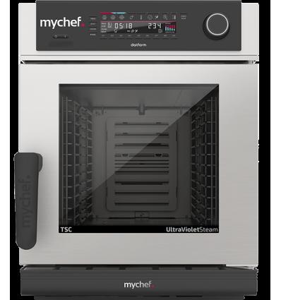 HORNO MYCHEF COMPACT CONCEPT 6GN 2/3 DISTFORM