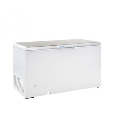 CONGELADOR TAPA CIEGA ABATIBLE HC 460 INOX EUROFRED