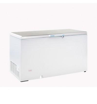 CONGELADOR TAPA CIEGA ABATIBLE HC 570 INOX EUROFRED