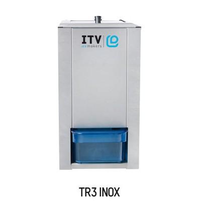 TRITURADOR DE HIELO TR3 INOX ITV