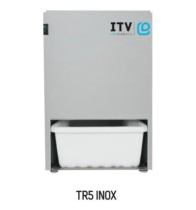 TRITURADOR DE HIELO TR5 INOX ITV